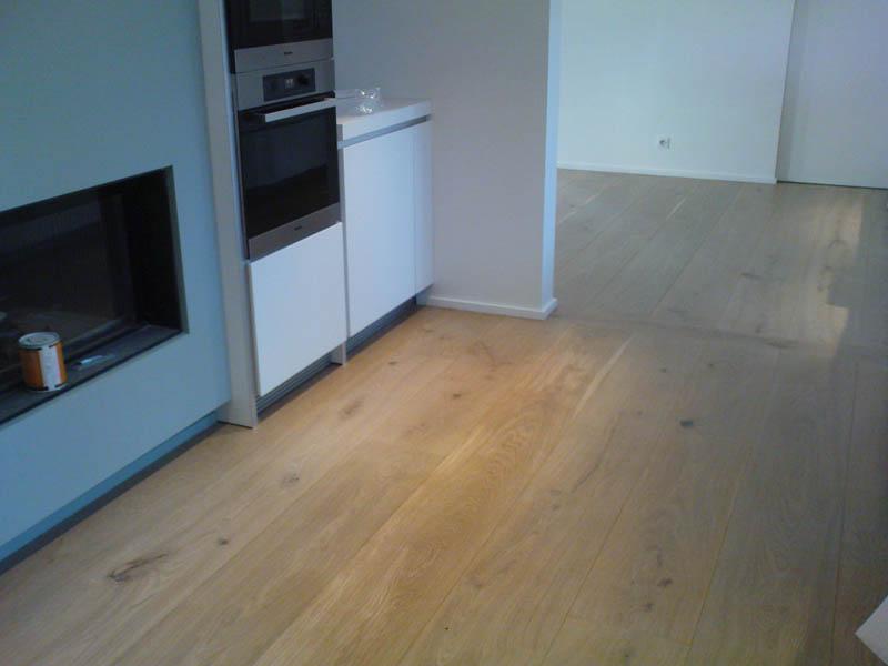 pose de parquets mosa que et coupe perdue dans une maison. Black Bedroom Furniture Sets. Home Design Ideas